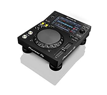 Pioneer DJ Digital Multi Media Player Black 8.10 x 12.80 x 16.30  XDJ700