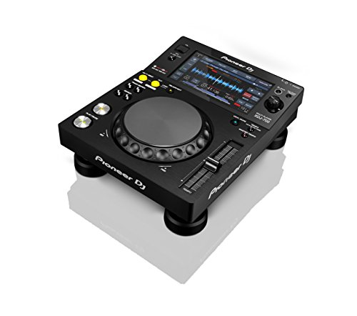 Reproductor Multimedia Digital Pioneer DJ, 8.10 x 12.80 x 16.30 (XDJ-700)