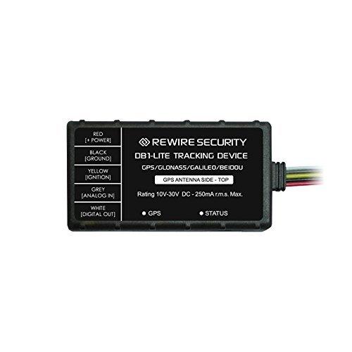 GPS-Tracker echtem Rewire Sicherheit DB1Lite GLONASS/GSM Auto Motorrad Fahrzeug Tracking Telematik Gerät