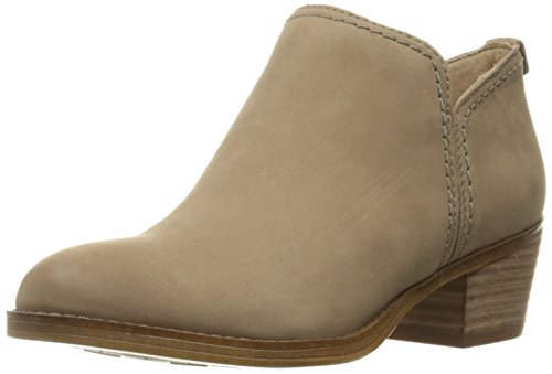 Naturalizer Womens Zarie Ankle Boot, Taupe, 8 M US