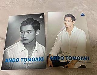 安藤誠明 PRODUCE101JAPAN ファミマプリント L版サイズ