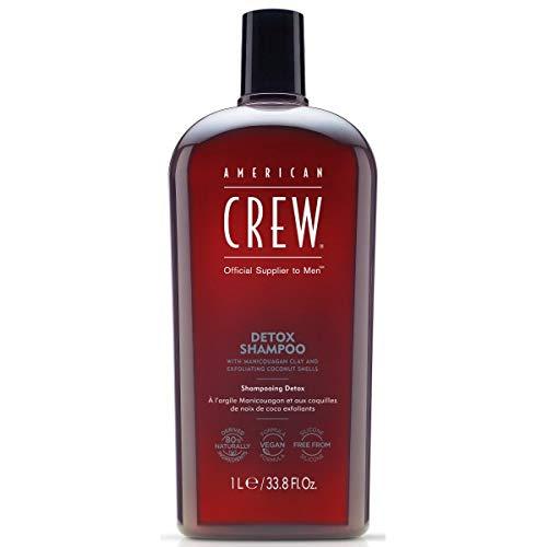 American Crew Detox champú 1000ml