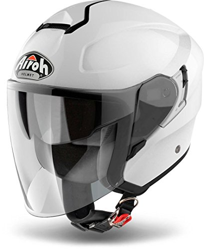 Airoh Hunter Jet Helm XXL (63/64) Weiß