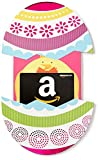 Amazon.com Gift Card for any amount in a Easter Egg Reveal (Classic Black Card Design)