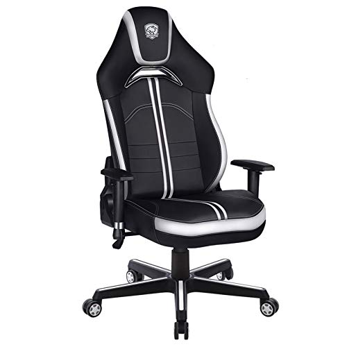 Furious Gaming Chair Racing Style High-Back PU Leather...