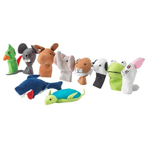 IKEA TITTA DJUR - Marioneta de dedo (varios colores)