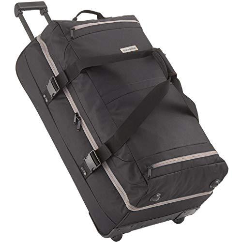 TRAVELITE Doppeldecker Trolley-Reisetasche mit Rollen, 78cm,  96337
