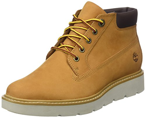 Timberland Damen Kenniston Nellie Chukka Boots, Gelb (Wheat Nubuck), 38.5 EU