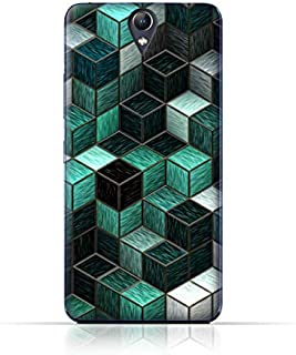 Lenovo Vibe S1 TPU Silicone Case with Cubes Pattern Design