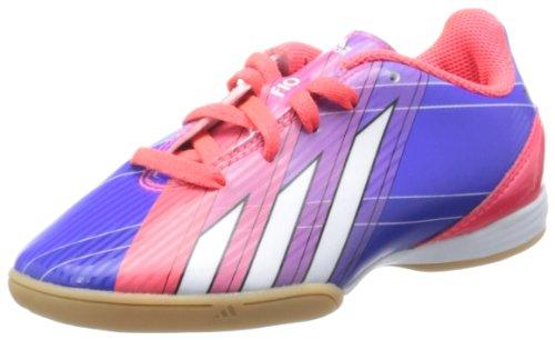 adidas Jr F10 in Messi, Scarpe da Calcetto, Turbo-Purple