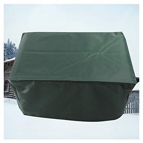 LITINGFC-Garden Furniture Cover,Heavy Duty Waterproof Outdoor Patio Furniture Covers,Rip Resistant Patio Sofa Covers With Windproof Drawstring (Color : Green, Size : 200x160x70cm)