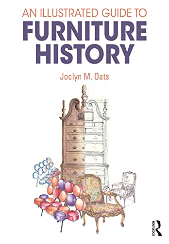 An Illustrated Guide to Furniture History (English Edition)