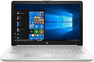 HP 15 Ryzen 5 15.6-inch FHD Laptop (4GB/1TB HDD/Windows 10 Home/Vega 8 Graphics/Natural Silver/2.04 kg),15-DB1061AU