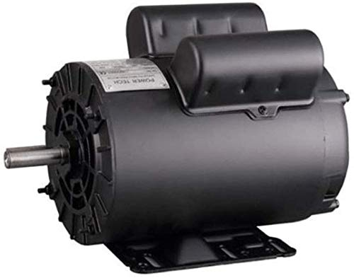5 HP SPL 3450 RPM P56 Frame Air Compressor 60Hz 208-230 Volts Single Phase Electric Motor