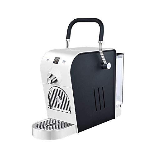 Máquina de café – Capacidad: 5-10 tazas – (Cápsula concentrada italiana cafetera de...