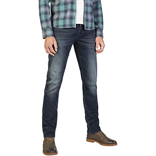 PME Legend Nightflight Stretch Denim Herren Jeans, Größe:W32 L38