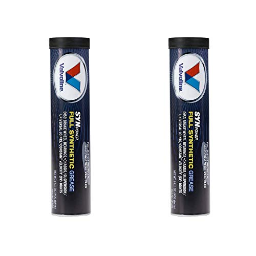 Valvoline SynPower Synthetic Automotive Grease - 14.1oz (VV985) (2)