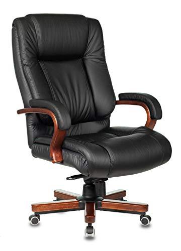 HYPE Chairs Chefsessel T-9925 schwarz, 928334