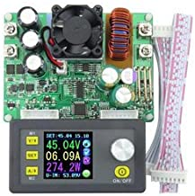 Power Supply Module Dps Power Supply Module - RUIDENG DP50V15A DPS5015 Programmable Supply Power Module With Integrated Voltmeter Ammeter Color Display ( Dps5015 Power Supply Module)