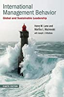 International Management Behavior: Global and Sustainable Leadership, 8th Edition Front Cover