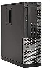 Dell Optiplex 9010 Premium Desktop Computer (Intel Quad-Core i7-3470 3.4GHz 16GB RAM, 240GB SSD, DVD, VGA, DisplayPort, WiFi, HDMI Windows 10 Pro) (Renewed) (9010 Intel i7 16GB HDMI)
