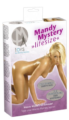 You2Toys Mandy Mystery Liebespuppe