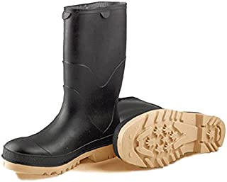 STORMTRACKS 11714.01 Youths' Boot, Size 01, Black/Tan