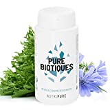Prébiotiques & Probiotiques 10 Mds d'UFC/dose • Renforcement de la Flore Intestinale • Lactobacilles et Bifidobactéries garantis vivants • 60 Gélules Gastro-Résistantes Made in France • NUTRIPURE