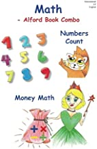MATH -A5 Color - Alford Book Combo: Numbers Count - 0 to 9 and Money Math