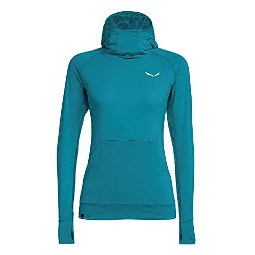 SALEWA PUEZ Dry W HDY Pull & Sweatshirt pour Femme Malte 50/44
