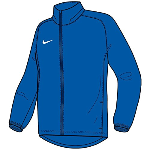 Nike Herren Regenjacke Foundation 12, royal blau/weiß, S, 447432-463