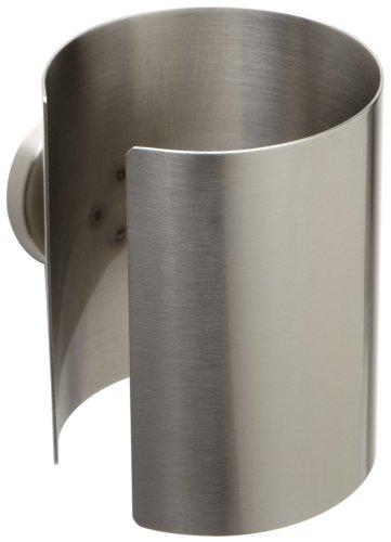 Taymor - Soporte para secador de Pelo (Acero Inoxidable)