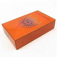 新しいタロットカード魔術イージーギルドタロットミステリアスマジックカード運命占いテーブルゲームカードゲームに使用