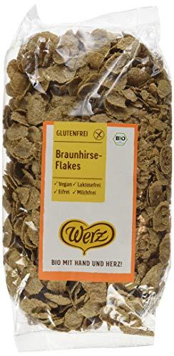 Werz Braunhirse-Flakes, glutenfrei, 250 g