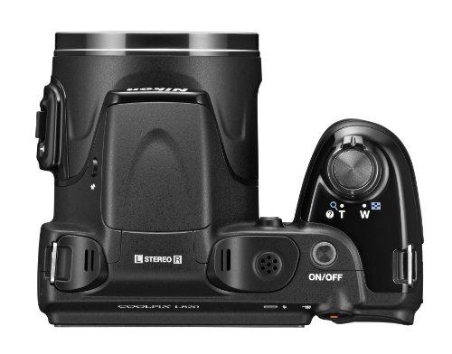 Nikon Coolpix L820 Fotocamera Digitale, 16