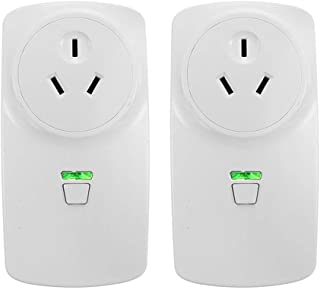 WiFi Smart Socket Outlet Plug BECROWM Smart Wall Plug App Control from Anywhere Remote Control Outlet with Timing Function...