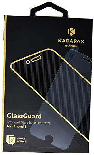 Película de Vidro para iPhone 7/8, Anker Karapax, Fácil Aplicação