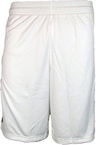 Adidas E Kit 2.0 Short Herren Shorts Basketball (3XT, white/univerred )