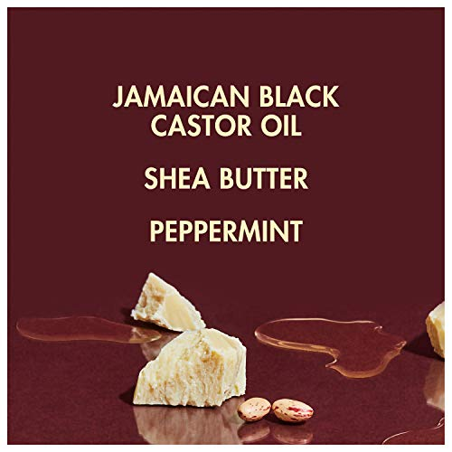 SheaMoisture Jamaican Black Castor Oil Treatment Masque For Dry Hair Jamaican Black Castor Oil Paraben Free Hair Mask 12 oz