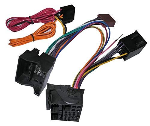 AERZETIX: Cable Adaptador Autoradio Para Parrot KML Kit Manos Libre De Coche Vehículos C12175