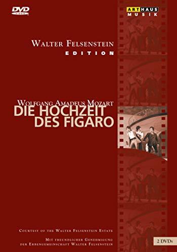 Mozart - Die Hochzeit des Figaro [2 DVDs]