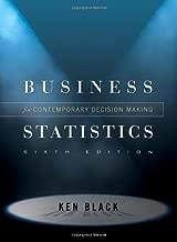 Business Statistics: Contemporary Decision Making