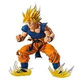 Banpresto - Figurine DBZ Medicos - Super Saiyan Son Goku Super Figure Art Collection 23cm - 45801228...