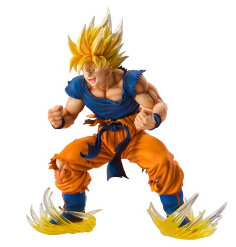 Super Figure Art Collection [Dragon Ball Super Saiyan Goku]