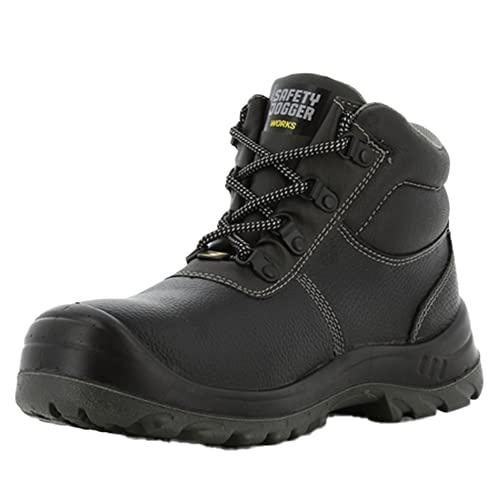 Safety Jogger Bestboy, Unisex - Erwachsene, Schwarz (Black), 46 EU