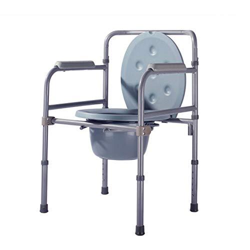 HJJKERLCBP Health care nachtkastje verstelbare commode stoel voor zwangere vrouwen