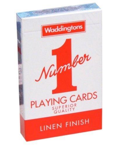 WADDINGTON NO 1 SUPERIOR QUALITY PLAYING CARDS