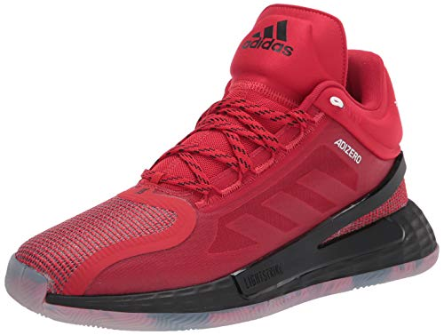 adidasD Rose 11 ShoesScarlet/Black10.5