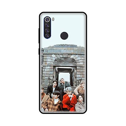 Desconocido Xiaomi Mi A2 Lite Funda Carcasa Suave Silicona Case Cover para Xiaomi Mi A2 Lite (Series 51)