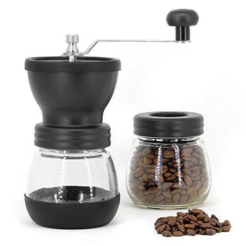 Manual Coffee Bean Grinder | Adj...